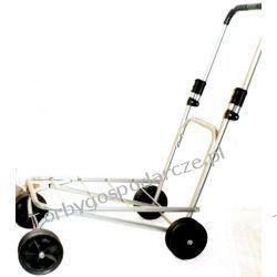 Wózek towarowy czterokołowy ręczny WM-platforma