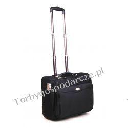 Neseser na kółkach mała walizka kabinówka LUMI-1
