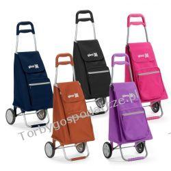 Wózek na zakupy Gimi Argo różne kolory