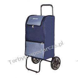 Wózek na zakupy, transportowy, składany Boster XL