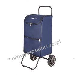 Wózek na zakupy, transportowy, składany Boster XXL
