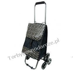 Wózek na zakupy ze składaną rączką 3 kołowy 3M11