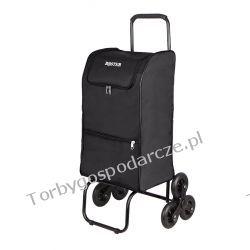 Wózek na zakupy, transportowy, składany Boster XL 3k