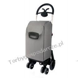 Wózek na zakupy na czterech kółkach  Aurora Forza 4k02 sk