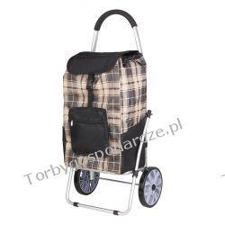 Duży wózek zakupowy Jumbo xl
