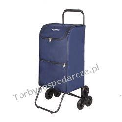 Wózek na zakupy, transportowy, składany Boster XXL 3k