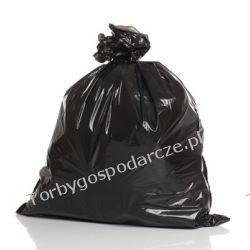 Worki foliowe na odpady i nie tylko 400 l/5 szt