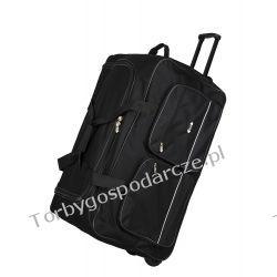 Ogromna torba podróżna na kółkach Ormi 85/42/45 cm