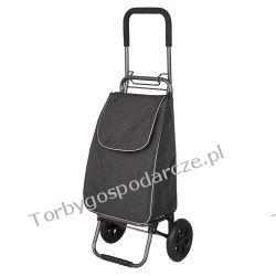 Wózek na zakupy składany Szarak