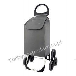 Wózek na zakupy z potrójnymi kołami Aurora