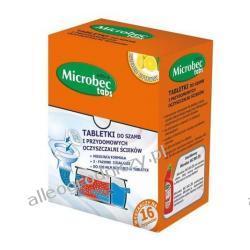 MICROBEC ULTRA - TABLETKA PREPARAT DO SZAMB Odstraszacze zwierząt