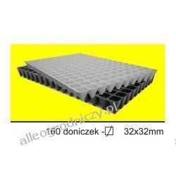 DONICZKOPALETA DO WYSIEWU NASION DP32/160 40x60cm  Doniczki i pojemniki
