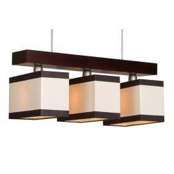 Lampa wisząca WENGE 3 - PRODUCENT