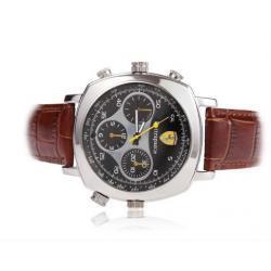Szpiegowski zegarek z mini kamerą 4GB 1280x720