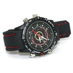 Szpiegowski zegarek z mini kamerą HD 1280x960 4GB