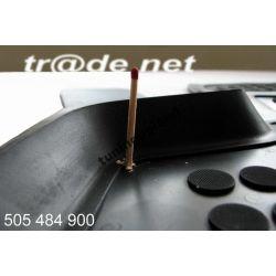 Gumowe korytka rant 3cm Citroen C4 I 2004-2010 z gaśnicą