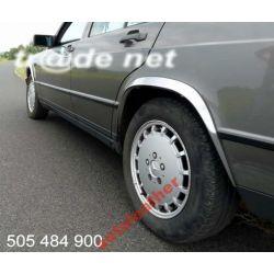 Nakładki nadkola błotnika VW Golf V PLUS od 2004