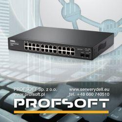 PowerConnect 2824 24x 1000 3 lata gwarancji NOWE
