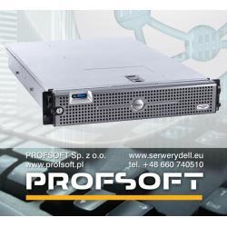 DELL PowerEdge 2950 2x3,0GHz DC 8GB 5x1TB DVD