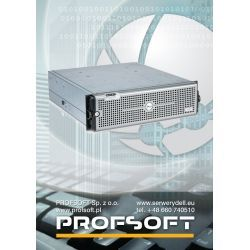 180TB Macierz DELL PowerVault MD1000 RAID SAS SATA