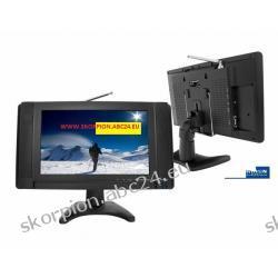 "Telewizor LCD Manta 11"" + pilot"