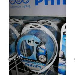 PHILIPS 2x H1 55W 12V Blue Vision Ultra +2x W5W BlueVision  Warszawa Bemowo