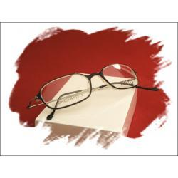 Okulary damskie Retro 685
