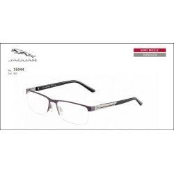 Okulary męskie tytanowe Jaguar 35044