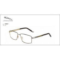 Okulary męskie tytanowe Jaguar 35807