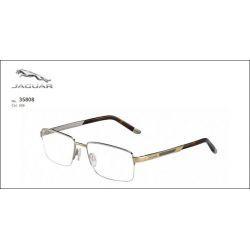 Okulary męskie tytanowe Jaguar 35808