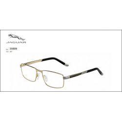 Okulary męskie tytanowe Jaguar 35809