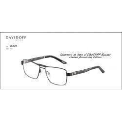 Okulary męskie tytanowe Davidoff 95121