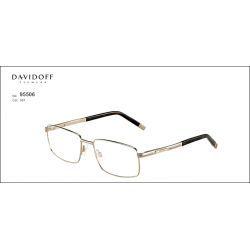 Okulary męskie tytanowe Davidoff 95506