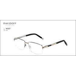 Okulary męskie tytanowe Davidoff 95507