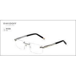 Okulary męskie tytanowe Davidoff 95509