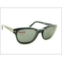 Okulary z nakładkami psłon Solano 002