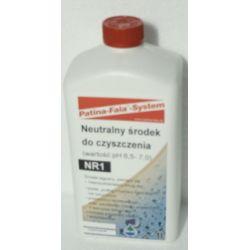 Neutralny środek do czyszczenia NR1-PATINA FALA SY Podłogi