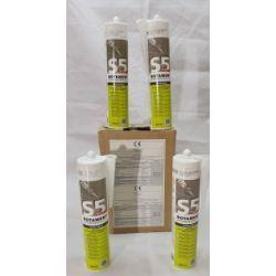BOTAMENT S 5 SUPAX silikon sanitarny 300 ml