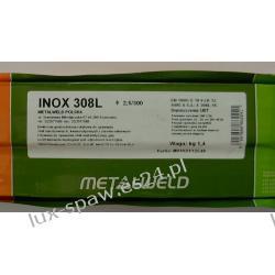 ELEKTRODA INOX 308L 2,5 OP. 1,4