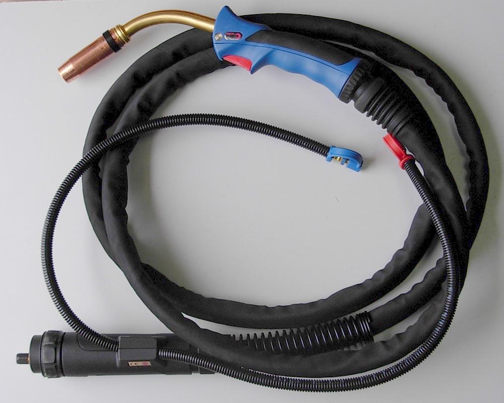 Poważnie Uchwyt Mig/mag Mb 501D 3 M Grip Binzel, Uchwyt MB-401 MB-501 QQ42