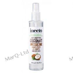 COCONUT Body Oil - olejek nawilzajacy do pielegnacji ciała z olejem kokosowym - 200ml