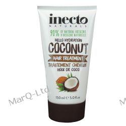 COCONUT Hair Treatment - nawilzajaco-odzywcza maseczka do włosow z olejem kokosowym - 150ml