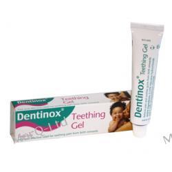 DENTINOX Teething Gel 10g - usmierzajacy żel na zabkowanie (bez cukru) - KUP 2+1 GRATIS