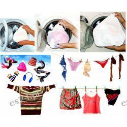 M03 ŚREDNI ZESTAW worków do prania: MAŁY + ŚREDNI + 3KG - do prania codziennego