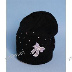 czapka W-08 C    czarny