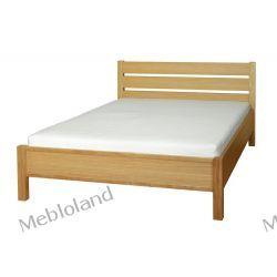 Łóżko Palermo SP-85/140 Dąb naturalny - Mebloland