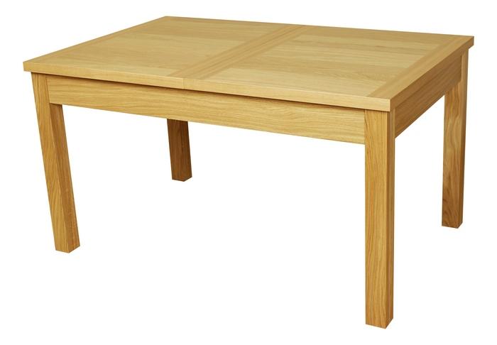 Stół rozkładany dębowy kolor dąb natura