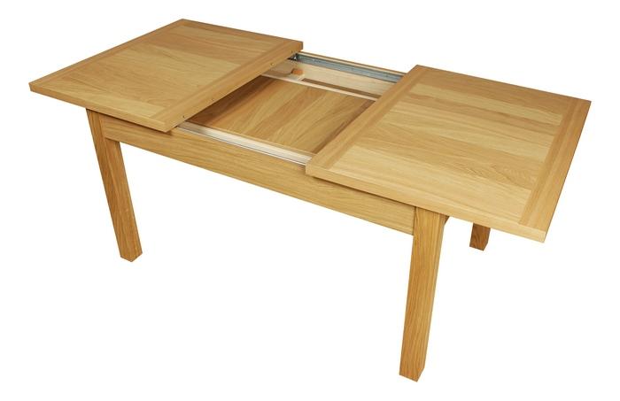 Rozkładany stół dębowy Milano