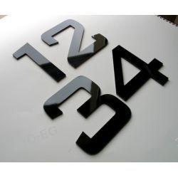 Numer, Numery, Cyfra, Cyfry na drzwi, dom wys.11,5cm BA