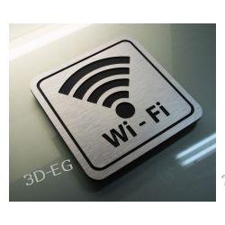 Piktogram, Symbol, Znak Wi-Fi 10 x10 cm J